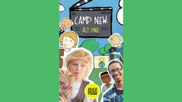 Camp New: Act One Book by KICKS Books