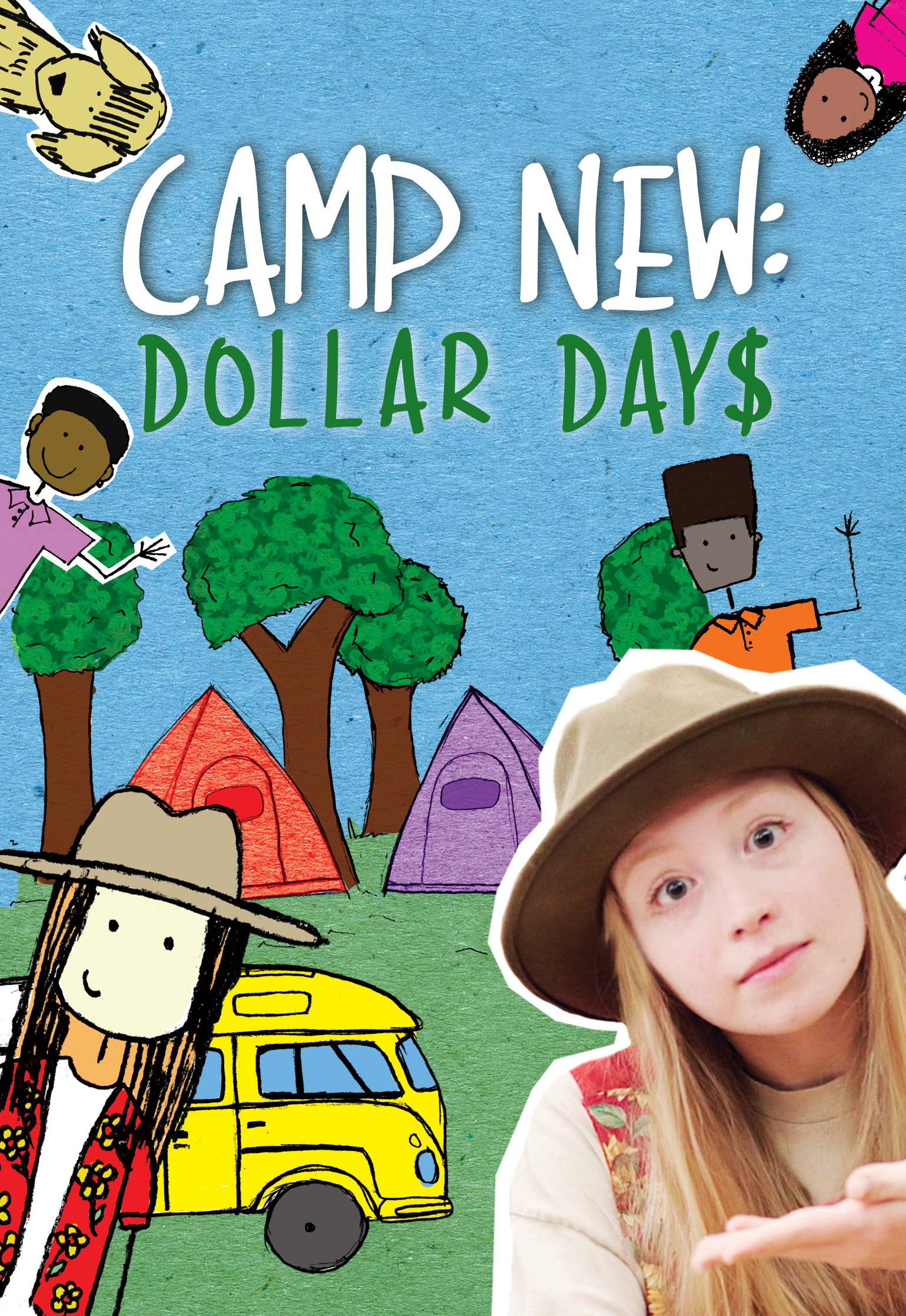 Camp New: Dollar Days DVD
