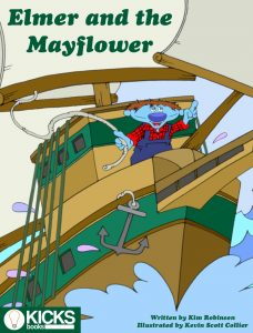 Elmer and the Mayflower