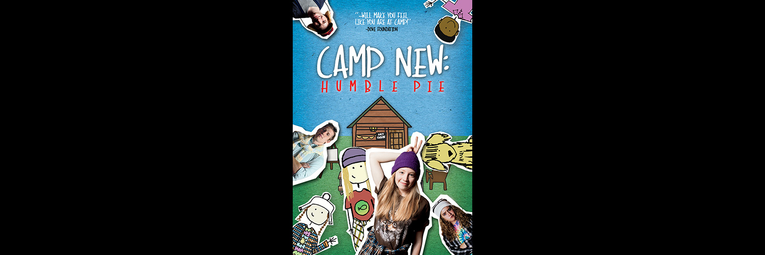 Camp New: Humble Pie - Movie DVD Cover