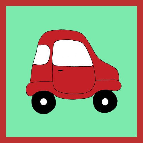 Red Car Game >> My Big Red Car Archives Kicks Tv