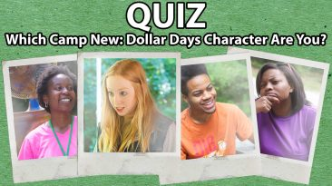 Camp New: Dollar Days Quiz
