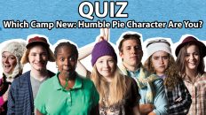 Which Humble Pie Character Are You?
