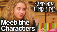 Meet the Camp New: Humble Pie Characters