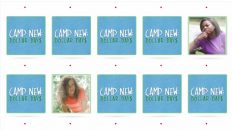 Camp New: Dollar Days Memory Game