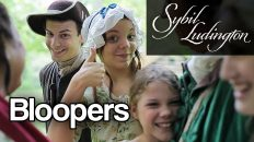 Sybil Ludington movie bloopers